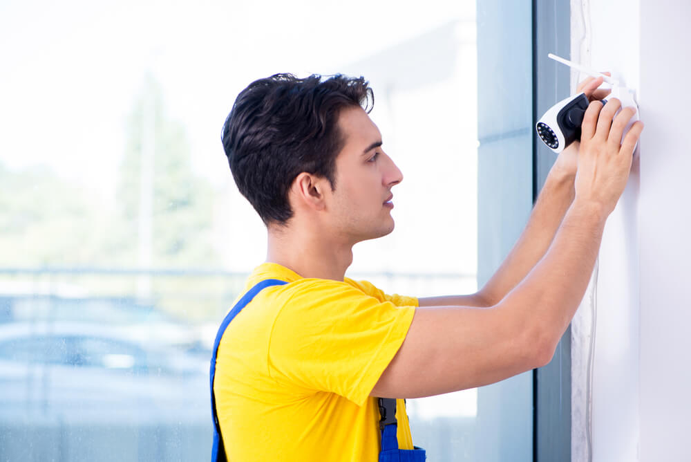 Work with alarm system companies who have been in business for a minimum of three years