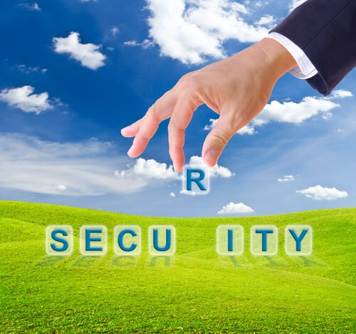 Your business security is a top priority.