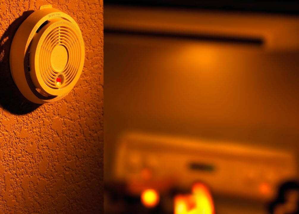 Do you need both residential fire alarms and smoke detector?