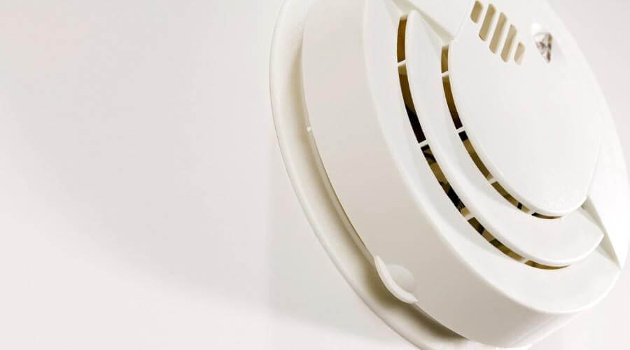 A fire alarm must be present in every establishment - residential or commercial.