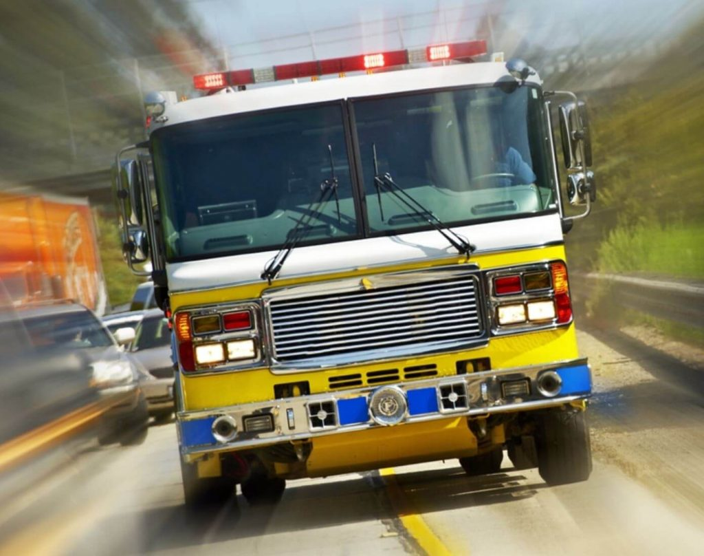 The local fire department will be alerted automatically when you get alarm monitoring services.