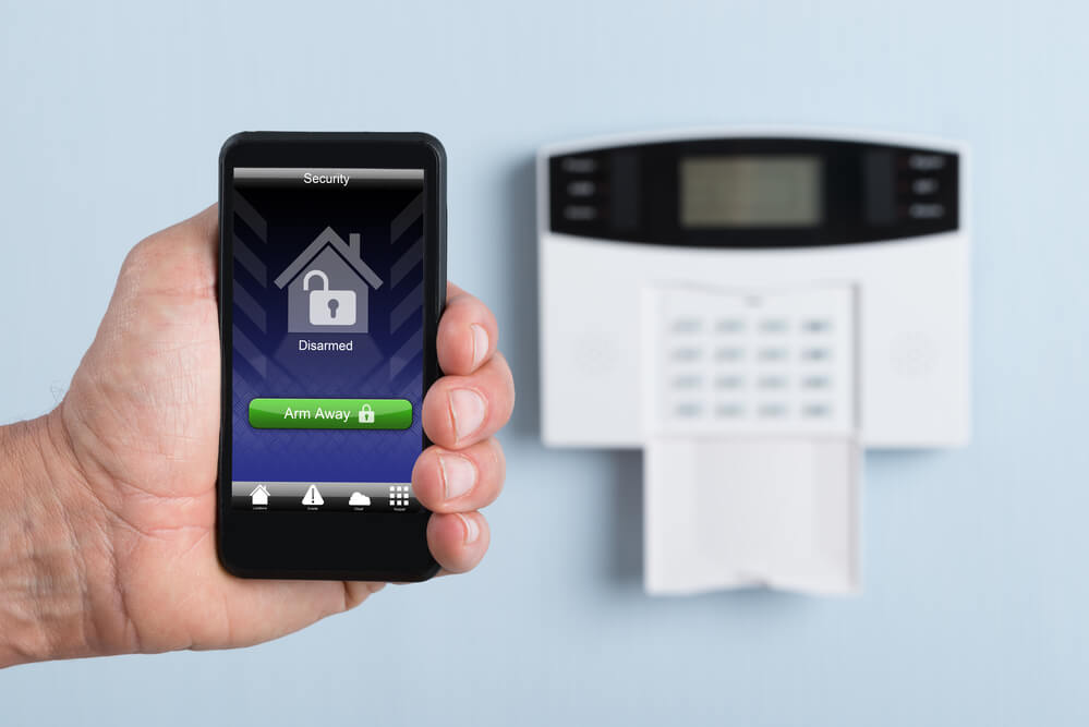 Home security systems must include alarm monitoring features to ensure the protection of your property.
