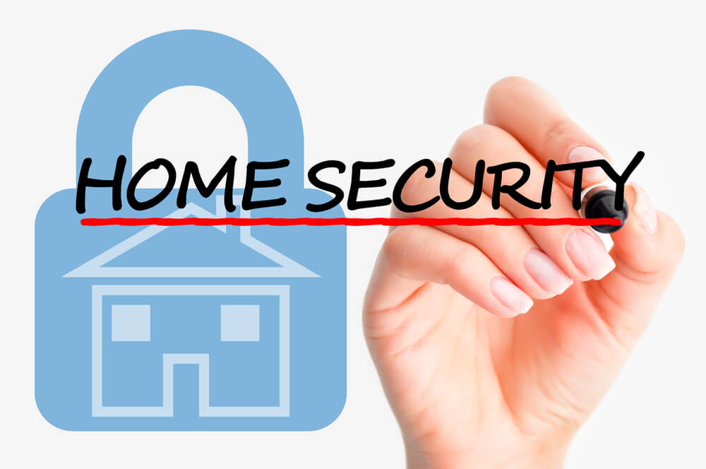 Home security should be top priority