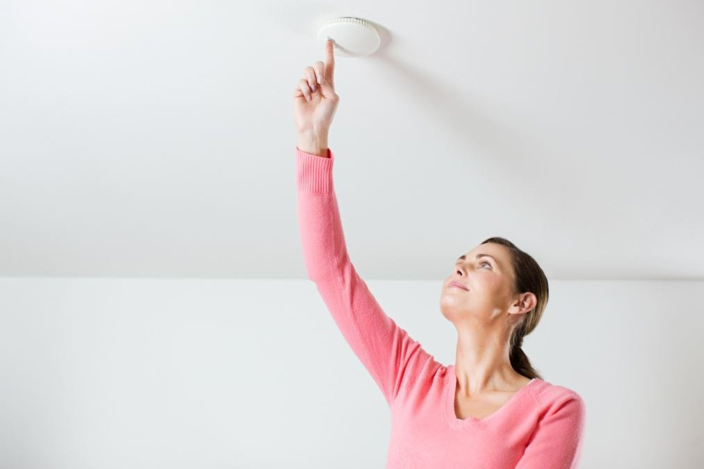 Residential fire alarms and smoke detector can keep your home safe.