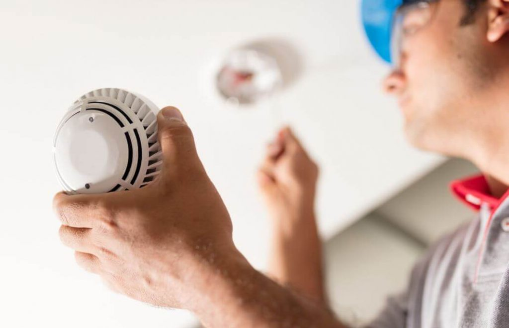 A residential fire alarms system can make your home protected from fire emergencies.